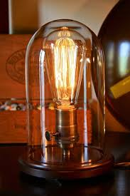 etsy industrial pipe l with edison bulb why not turn this