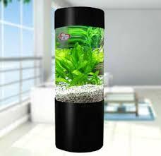 large acrylic aquarium cylinder acrylic fish tank 1080 350 1480mm