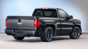 The 420 HP Chevrolet Silverado Cheyenne Is The V8 Trucklet You Need