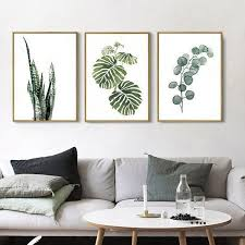 diy living room prints canvas painting wall pictures