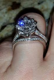 422 best Lotus Flower Engagement Rings images on Pinterest
