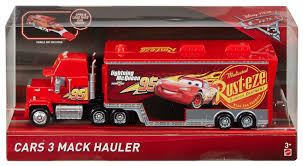 Disney/Pixar Cars 3 Mack Hauler Die-Cast Vehicle | Walmart Canada