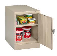 tennsco storage made easy single door cabinet