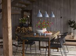 Rustic Dining Room Ideas by Urban Rustic Dining Room Decoration Orchidlagoon Com
