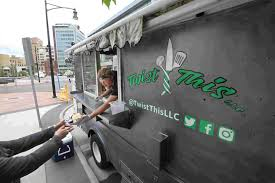 Rochester NY Food Truck Twist This Makes Mashups Of Classic Dishes Instant Shenigans May 2011 A New Food Truck In Rochester Is Selling Gourmet Waffles Simply Fresh San Diego Food Trucks Roaming Hunger Love Trucks Heres Your Complete Guide To The 2018 Season Photos She Truck Hunny Bunny Makers Quarter Blog For Dummies Is Out Now Eater Weekend Balboa Park Elegant Playful Menu Design For The Sombrero By Sd Monster Crafts In Ca Pomodoro Rosso Home Facebook La Taqueria Vegiee Vegan Amino