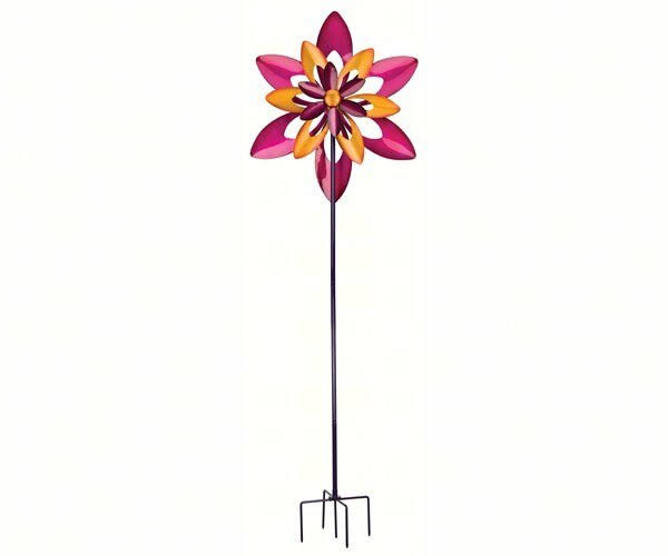 Regal Art & Gift Kinetic Stake - Starflower - 32""