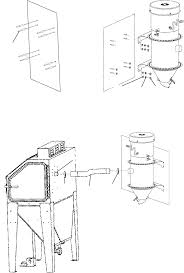 Central Pneumatic Blast Cabinet Manual by Blast Cabinet Reclaimer Kit Mf Cabinets