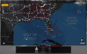 Coast To Coast Map V2.4 By Mantrid (1.30.x) • ATS Mods | American ...