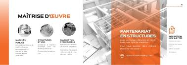 bureau maitrise d oeuvre plaquette bureau etudes structures sg structural modeling