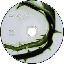 Carátula Dvd de Evanescence Anywhere But Home Dvd Portada
