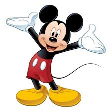 roommates 5 in x 19 in mickey and friends mickey mouse peel and