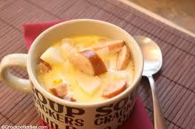 Crock Pot Potato Soup Mama by Crock Pot Potato U0026 Kielbasa Chowder Crock Pot Ladies