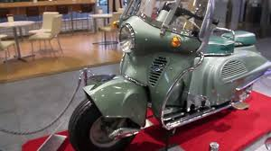 HONDA Scooter JUNO 1954