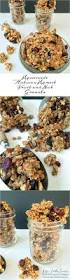 Pumpkin Flaxseed Granola Nutrition by Homemade Autumn Harvest Fruit And Nut Granola Easy Recipe