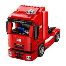 100 Ferrari Truck Buy LEGO Speed Champions F14 T Scuderia 884pieces
