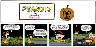 Linus Great Pumpkin Image by Peanuts Linus And The Great Pumpkin Pie By Mothman64 On Deviantart