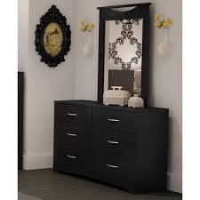 south shore soho dresser and mirror multiple finishes walmart com