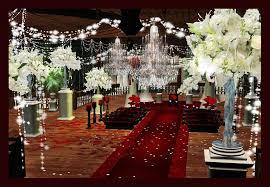 Image detail for WHITE WEDDING DECORATIONS BLACK AND WHITE