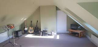 100 House Conversions Loft Conversion Music Room In Sidmouth Loft In