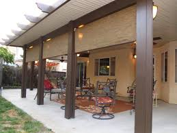 Louvered Patio Covers California by Solid Alumawood Patio Cover Temecula Ca Kitchen Ideas Beautiful