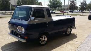 100 Econoline Truck 1961 Ford Pickup Pappis Garage