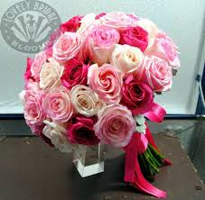 54 best Perfectly Pink Wedding Flower Bouquets images on Pinterest