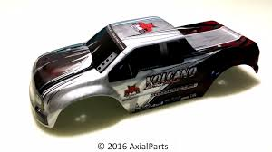 100 Monster Truck Decals Redcat R1103 SilverBlackRed 110 Body W