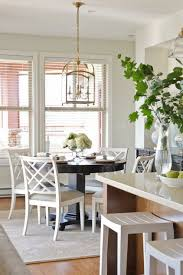 astounding kitchen table light fixtures with simple curtain and