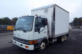 2000 Hino FA1517 Single Axle Box Truck For Sale By Arthur Trovei ...