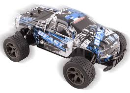 Amazon.com: Remote Control RC Truck Truggy Car WATERPROOF