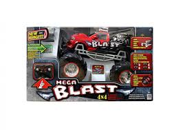 100 New Bright Rc Trucks Mega Blast Toy Triangle