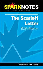 Amazon The Scarlet Letter SparkNotes