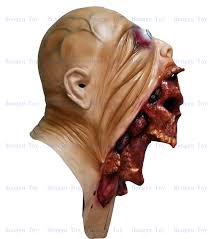 Halloween Resurrection Maske by Carnival Drifter Clown Halloween Mask Mad About Horror Saw Jigsaw