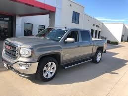 100 Weatherford Truck Equipment 2017 GMC Sierra 1500 SLE 3GTP1MEC9HG235896 Durant Toyota