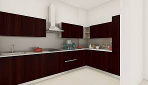 Buy Acai L Shape Modular Kitchen line In India Livspace K C R