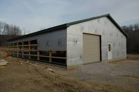 Question about insulation in a pole barn