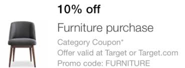 Tar Mobile Coupon Save 10% off Furniture Purchase
