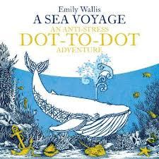 A Sea Voyage An Anti Stress Dot To Adventure Paperback