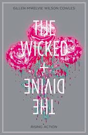 The Wicked Divine Vol 4 Rising Action By Kieron Gillen