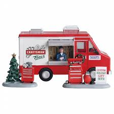 99 Truck Tools Lemax Village Collection Christmas Village Accessory Craftsman Tool