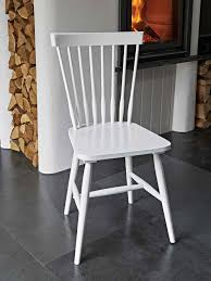 White Dining Chair   Swedish Dining Chair, White   Nordic House White Ding Chair Swedish Nordic House Shop Wooden With Slatted Back Set Of Two On Better Homes And Gardens Collin Distressed Amazoncom Target Marketing Systems 2 Tiffany Chairs Detail Feedback Questions About Giantex 4 Pvc Homesullivan Rosemont Antique Wood Intertional Fniture Direct Room With Solid Wood Upholstered Button Tufted Leatherette Of Grace Rain Pier 1 Creme