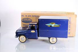 Tonka Air Express No 16 With Box For Sale *sold* - Antique Toys For Sale