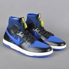 nike sb zoom dunk high elt qs kevin terpening skate shoes black