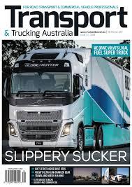 100 Pace Trucking TRANSPORT TRUCKING ISSUE 121 By Transport Publishing Australia Issuu