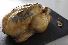 comment cuisiner la truffe recette de chapon de noël à la truffe facile et rapide