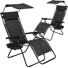 2 PCS Zero Gravity Chair Lounge Patio Chairs With Canopy Cup Holder ... Cheap And Reviews Lawn Chairs With Canopy Fokiniwebsite Kelsyus Premium Folding Chair W Red Ebay Portable Double With Removable Umbrella Dual Beach Mac Sports 205419 At Sportsmans Guide Rio Brands Hiboy Alinum Pillow Outdoor In 2019 New 2017 Luxury Zero Gravity Lounge Patio Recling Camping Travel Arm Cup Holder Shop Costway Rocking Rocker Porch Heavy Duty Chaise