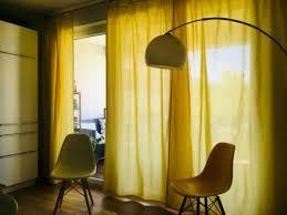 4x vorhänge gelb esprit vorhang gardinen