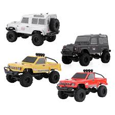 100 Rgt US 8799 23 OFFRGT 124 Scale Remote Control Car 4WD Crawler 24Ghz Radio System RC Off Road Vehicle Truck Car For Childrens Birthday Giftsin RC