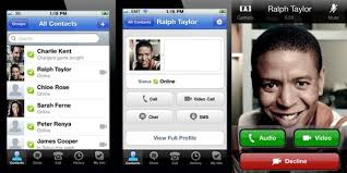 How to Use Skype 3 0 for iPhone to Make Video Calls  Smartphones
