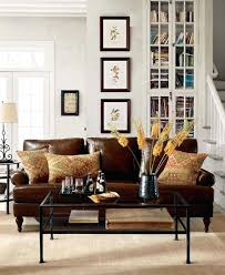 Dark Brown Couch Decorating Ideas by Living Room Ideas With Leather Furniture U2013 Uberestimate Co